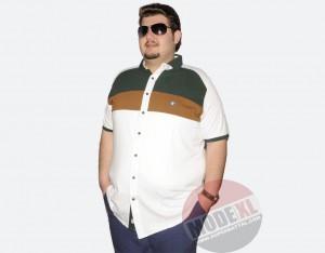 buyuk beden erkek penye gömlek tshirt