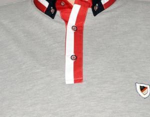 büyük beden erkek polo tshirt detay