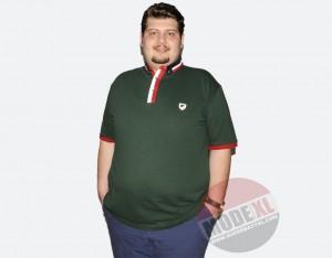 büyük beden erkek polo tshirt