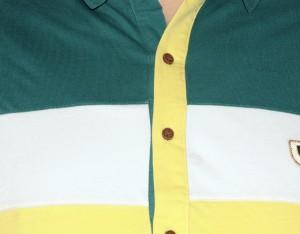 buyuk beden erkek penye gömlek tshirt detay